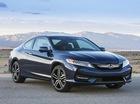 Honda công bố giá bán của dòng Accord 2016