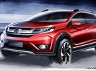 Xe SUV 7 chỗ Honda BR-V sẽ dùng chung động cơ với HR-V