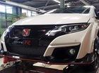 """Honda Civic Type R """"trần trụi"""" trước giờ ra mắt  chính thức"""