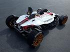 Xe Honda không khoang lái, dùng động cơ mô tô đua lộ diện