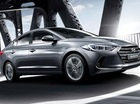 Vén màn Hyundai Avante thế hệ mới dài và rộng hơn