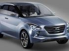 """Xe gia đình Hyundai IP """"chung đồ"""" với Creta và Grand i10"""