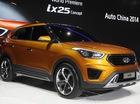 """Hyundai Creta – Đối thủ hoàn toàn mới cho """"hàng hot"""" Honda HR-V"""