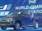 Xe bán tải Isuzu D-Max 2016 trình làng, giá từ 305 triệu Đồng