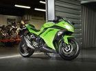 Kawasaki Ninja 300 cập bến Indonesia với giá 6.466 USD
