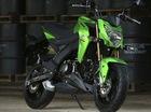 Kawasaki Z125 chính thức trình làng, giá từ 45,8 triệu Đồng
