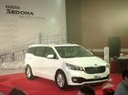 Kia Grand Sedona lắp ráp nội chính thức ra mắt, giá từ 1,18 tỷ đồng