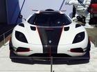 """Siêu xe """"khủng"""" Koenigsegg One:1 đầu tiên đến Mỹ"""
