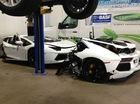 Lamborghini Aventador đứt đôi được bán lại với giá 2,8 tỷ Đồng