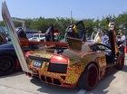 """Choáng với siêu xe Lamborghini Murcielago độ """"không thể dị hơn"""""""