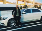 """Lewis Hamilton được """"cho không"""" xe siêu sang Mercedes-Maybach S600"""