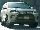 Đã có giá bán chính thức của SUV hạng sang Lexus LX570 2016