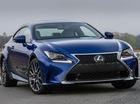 Lexus RC Coupe 2016 mạnh mẽ hơn với động cơ tăng áp mới