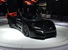 """Siêu xe """"Fast & Furious"""" Lykan HyperSport ra mắt tại Trung Quốc"""