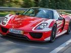 """Cựu tay đua F1 """"tự thưởng"""" siêu xe Porsche 918 Spyder cho bản thân"""