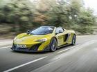 """Siêu xe McLaren 675LT Spider """"cháy hàng"""" trong chưa đầy 1 tháng"""