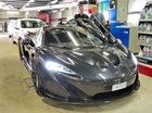 Các tay đua F1 thi nhau tậu siêu xe triệu đô McLaren P1