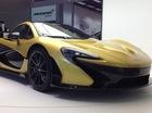 """Siêu xe McLaren P1 """"hàng thửa"""" đầu tiên có chủ tại Singapore"""