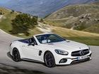 """Mui trần """"sang chảnh"""" Mercedes-Benz SL 2017 trình làng sớm"""