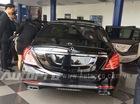 Diện kiến xe siêu sang Mercedes-Maybach S600 tại Việt Nam