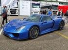 Ông chủ hãng siêu xe Pagani tậu Porsche 918 Spyder