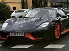 """Cựu chủ tịch Volkswagen """"chịu chơi"""" với siêu xe Porsche mang phong cách Bugatti"""