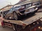 Siêu xe Porsche 918 Spyder về tay đại gia Campuchia