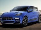 """Làm quen với Porsche Macan phiên bản """"biển xanh vẫy gọi"""""""