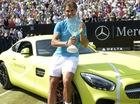 """Tay vợt Rafael Nadal chê siêu xe Mercedes-AMG GT S được """"cho không"""""""