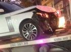 Xe tiền tỷ Range Rover Autobiography 2014 gặp nạn tại Việt Nam
