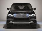 """Range Rover Sentinel – """"Pháo đài"""" bọc thép di động cho các yếu nhân"""