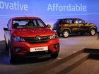 Crossover cỡ nhỏ Renault Kwid ra mắt với giá sốc, từ 87 triệu Đồng