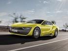 Rinspeed Σtos – Một BMW i8 công nghệ cao hơn
