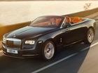 Rolls-Royce Dawn - Xe mui trần yên tĩnh nhất thế giới