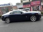 Bắt gặp xe siêu sang Rolls-Royce Wraith chạy trên đường Hà Nội