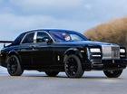 Xe SUV siêu sang của Rolls-Royce lần đầu lộ diện