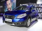 "Xe giá ""bèo"" mới ra mắt Suzuki S-Cross đắt khách"