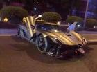 Siêu xe triệu đô Koenigsegg Agera R gặp tai nạn đáng tiếc