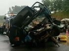 Xe đón dâu đối đầu ô tô tải, 2 người chết, 6 người bị thương