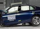 BMW 3-Series 2016 không đạt điểm an toàn tuyệt đối