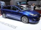 Toyota Avensis 2015 – Xe gia đình tiết kiệm nhiên liệu