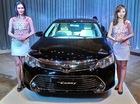 Sau Thái Lan, Toyota Camry 2015 tiếp tục ra mắt Indonesia