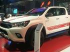 Toyota Hilux thế hệ mới thể thao hơn với phiên bản TRD Sport