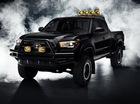 """Xe bán tải Toyota Tacoma  cực """"ngầu"""" với phiên bản """"Back to the Future"""""""