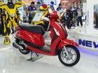 Yamaha Grande cạnh tranh với Vespa S tại Indonesia