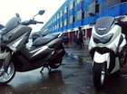 """Yamaha NMax, """"kỳ phùng địch thủ"""" của Honda PCX 150 chính thức ra mắt"""