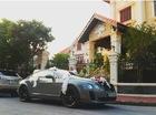 Siêu xe Bentley Superports từng gặp nạn kinh hoàng làm xe rước dâu tại Hải Phòng