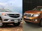 Nissan Navara vừa ra mắt, Mazda BT-50 giảm tới 60 triệu đồng