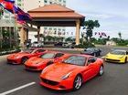 Bộ sưu tập siêu xe đỉnh cao của đất nước Campuchia