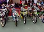Xe máy độ theo phong cách Drag Bike thu hút giới trẻ Việt